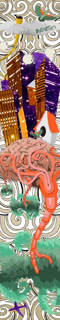 """Brainstorm """"Polarity"""" Ski"""